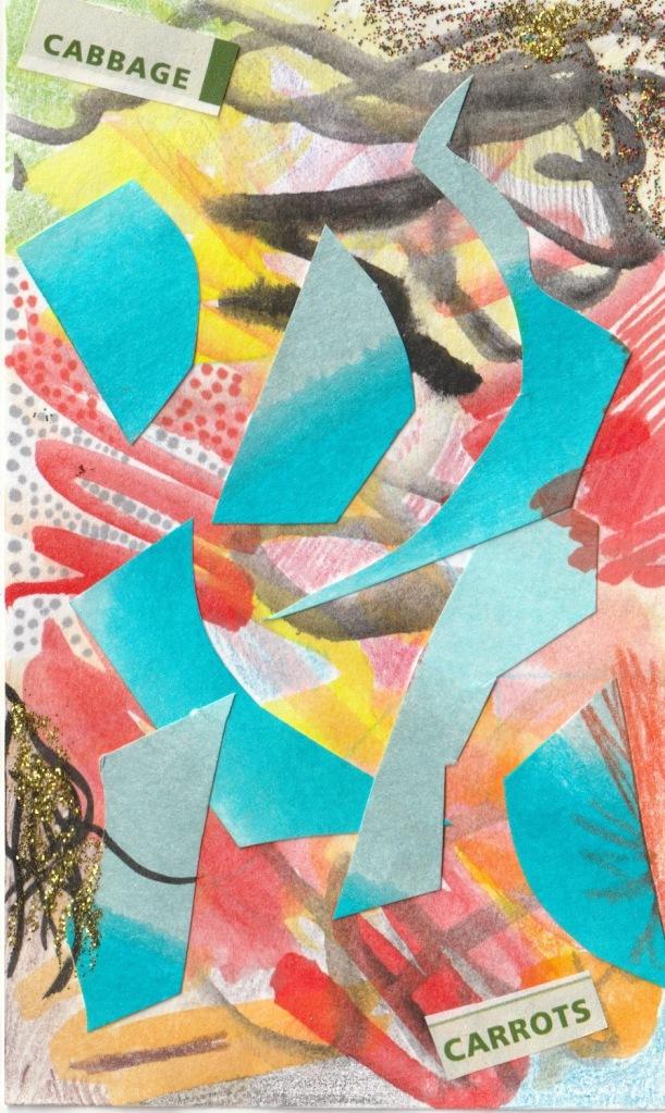 012 - Inscrutable Dadaist title